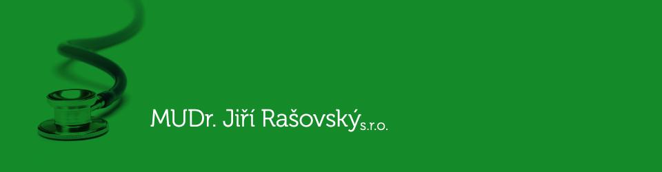 MUDr. Jiri Rasovsky